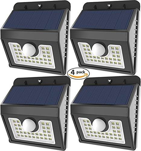 Motion Sensor Super Bright Security Outdoor Spotlight Flood Lighting For