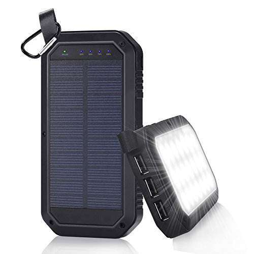 Solar Charger 8000mAh &#8211 BESWILL